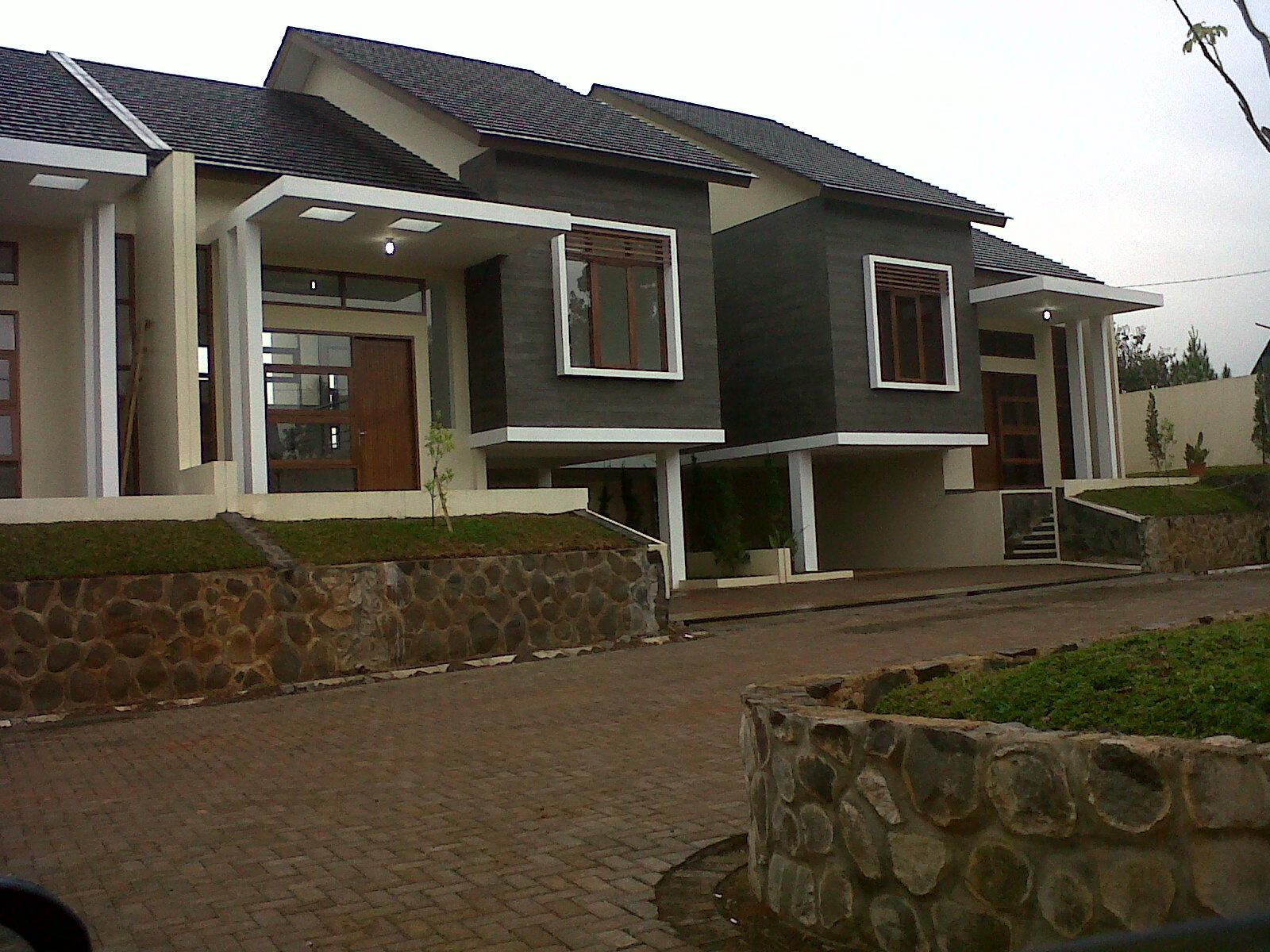 Dijual Rumah Gress Minimalis Harga Rp 775000000 Sekitar Vila